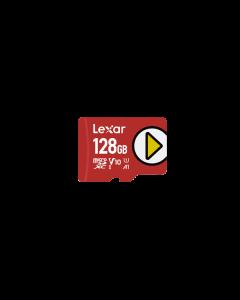 Tarjetas Lexar® PLAY microSDXC™ UHS-I