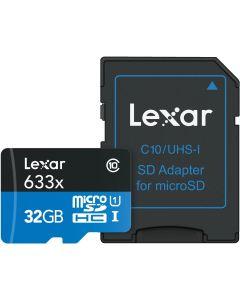 SDMI-32GB 633X Clase 10