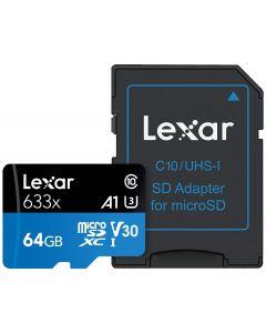SDMI-64GB 633X Clase 10